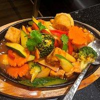 Sizzling Vegetables
