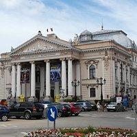 "Oradea state theatre ""Queen Maria"""
