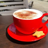 Coffee at Loafing (formally The Artisan Bakery), Wheathampstead