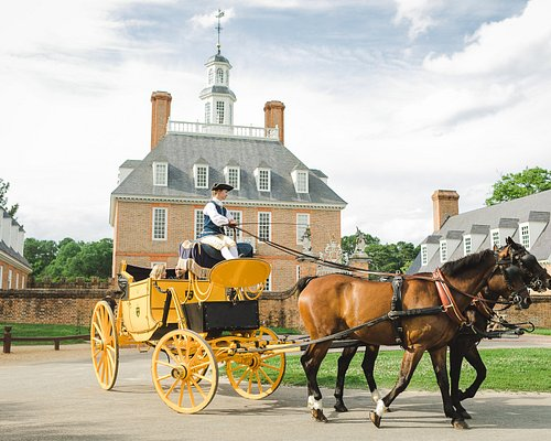 Don't forget the carriage ride