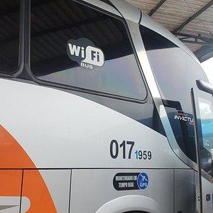 Ônibus Fretcar Fortaleza x Jeri