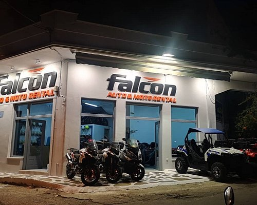 Summer starts here... Join Auto Moto Falcon and find out why we are the No1 trusted rental company in Naxos!