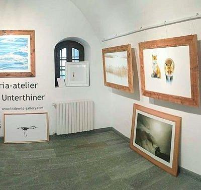 La Gallery vista dall'ingresso