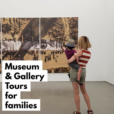 Custom Museum & Gallery Tours available 7 days a week!