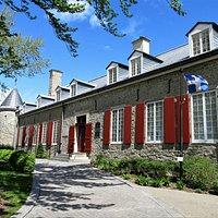 Le Château Ramesay, un magnifique bâtiment historique