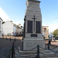 War Memorial in Holyhead