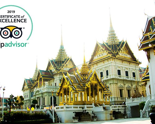 Quality Thai Guide received Certificate of Excellence from TripAdvisor in 2019