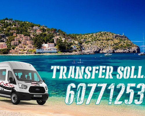 More than 3 years offering transfer service in the Sierra de la Tramuntana.  Different coaches willing to take our clients to any corner of the island.