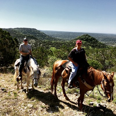 Merrick Ranch, Hill Country State Natural Area 1h-4h rides and Cowboy Campout