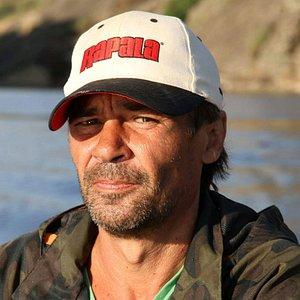 Toño, guía de Tajo Natural Birdwatching & Fishing