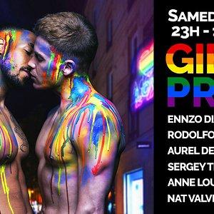 Samedi 29 juin, venez célébrer votre fierté au Gibus après la Marche des Fiertés !