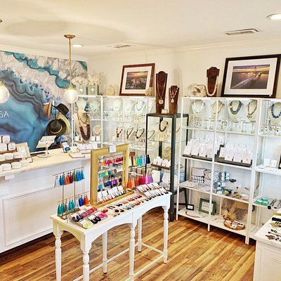 Inside of the Hermosa Shop