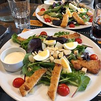 Salade au top
