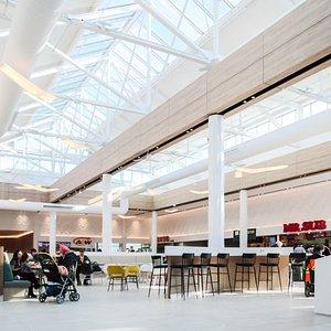 Garden City Shopping Centre - Food Court