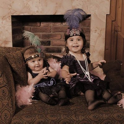 Lil flappers
