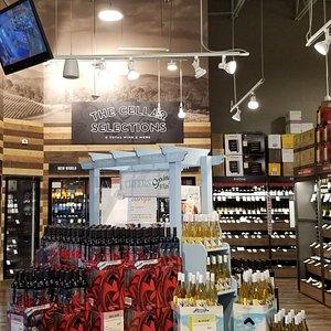 More Wine Displays