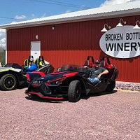 Winery visitors
