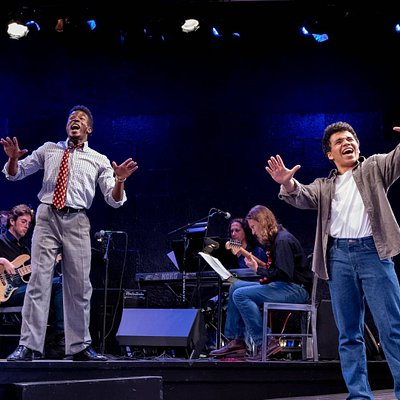 """Princeton Summer Theater's 2018 production of """"Tick Tick Boom,"""" by Jonathan Larson"""