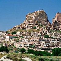 המצודה והעיירה