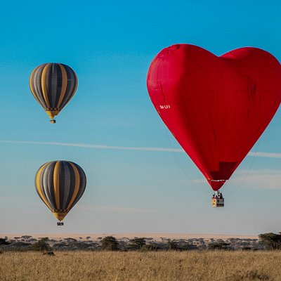 Miracle Experience Love Balloon