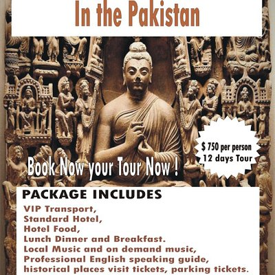 Buddhist Pilgrimage Tour in Pakistan   in only $ 750   12 days package   For more detail contact Us   Whatsapp : +92 334 595 5997 Email : info@exotourist.pk Www.exotourist.pk
