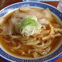 中華そば太麺 こってり