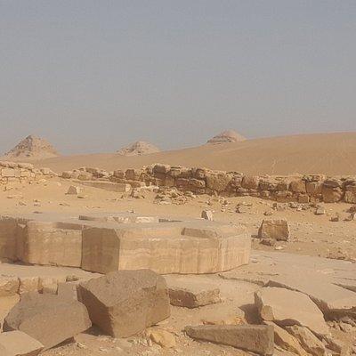 View from the obelisk platform