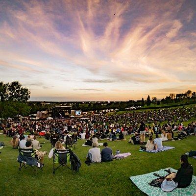 Levitt Pavilion Denver - Photo by Joel Rekiel