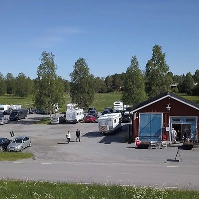 Shop in Lapland is located in Gammelstad Churchtown 200 metres from the church with a parkingplace nearby.