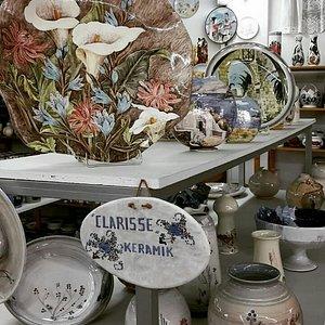 Clarisse Keramik Factory Kos