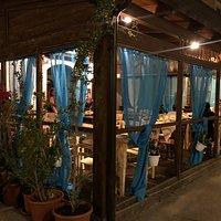 Pub von draußen