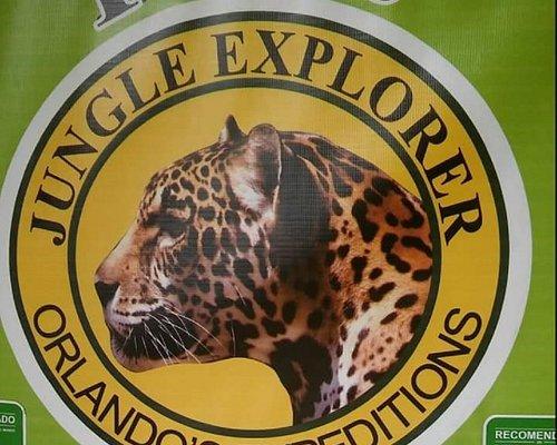 Este es nuestro logo de Jungle Explorer
