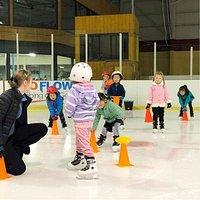 Kiwi Skate- our Learn to Skate programme!