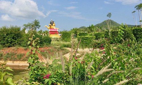 Rolling foothills of Khao Yai