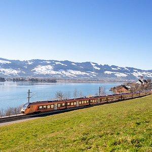 Der neue Voralpen-Express.