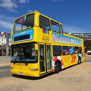 This wonderful bus runs every day from Boscombe Pier all the way to Sandbanks, ensuring you enjoy the Bournemouth coastline in the best possible way.