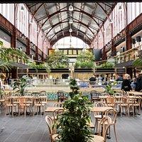 La Gare du Sud nouveau haut lieu de la gastronomie, restauration et vintage à Nice !