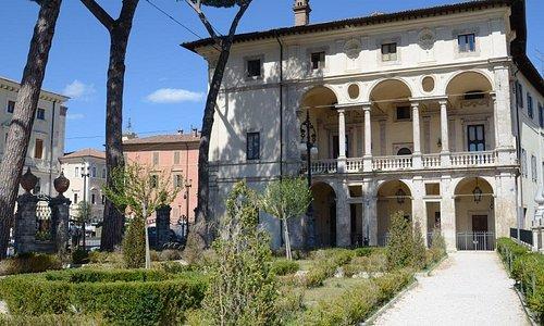 Palazzo Vincentini Rieti