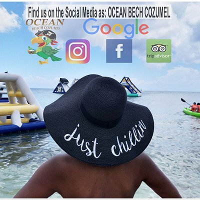 OCEAN BEACH COZUMEL One of the beach clubs with friendly staff that will make your day memorable! We are known as the best on service to our guests and smile too! We have all those services you have in mind (JetSki, Parasailing, Banana Boat, Massage, Fish Spa, Souvenir Are, Snorkel, Private Boat Snorkel, Pool, Umbrellas, Beach chairs, Restaurant & Bar). •$20usd per person (Entrance Fee+Use of Facilities Only) *Other packages available at the main entrance. JOIN US! #LocalBeach #Beach #Cozumel