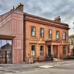 Moat Brae: National Centre for Children's Literature and Storytelling, Birthplace of Peter Pan.