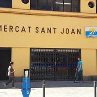 Mercat Municipal de Sant Joan