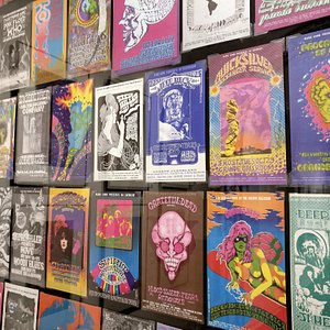 June 2019 - From Detroit with Love: Grande Ballroom Poster Exhibition