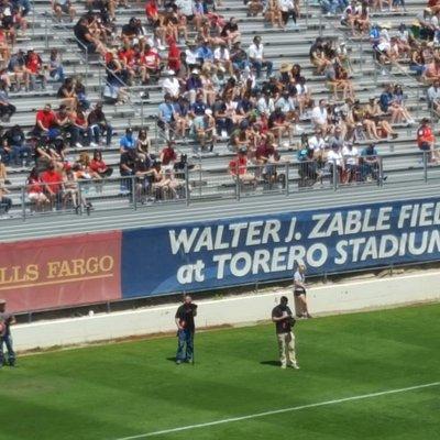 Walter J. Zable Field at Torero Stadium