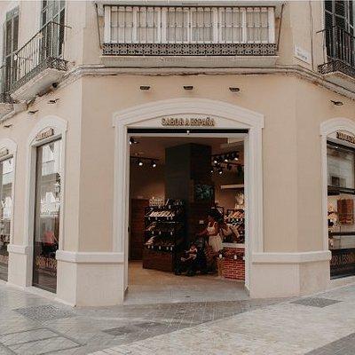 SABOR A ESPAÑA - Calle Duque de la Victoria, 13 (Málaga)
