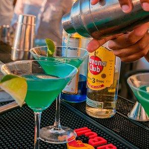 enjoy delicious drinks