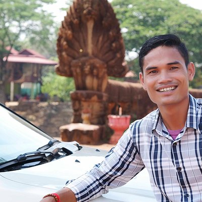 I'm Sa Sok, and I would love to show you around my beautiful country, Cambodia! I have a luxury SUV and a tuk tuk, and I can provide you sing-day or multi-day custom itineraries!