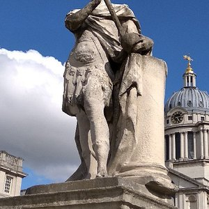 Statue of King George II