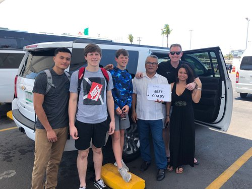 Some our visitors we had meet at  the airport upon arrival we are glad to serve everyone