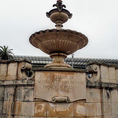 Phone Hearst Fountain