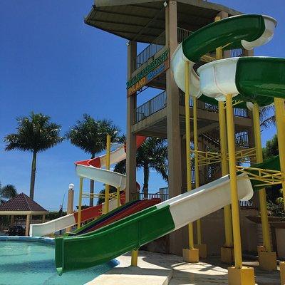 Inland Resort Surprising